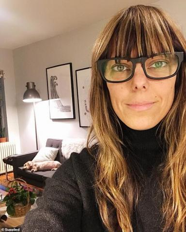 Fit and healthy illustrator reveals how she was struck down with coronavirus and the daily symptoms