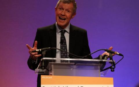 Anti-English sentiment on rise in Scotland, Rennie tells Lib Dems